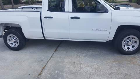 2015 Chevrolet Silverado 1500 for sale in Pearl River, LA