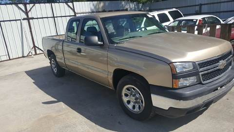 2007 Chevrolet Silverado 1500 Classic for sale in Pearl River, LA