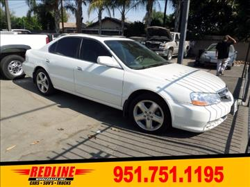 2003 Acura TL for sale in Montclair, CA