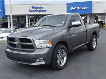 2012 RAM Ram Pickup 1500 for sale in Lilburn, GA
