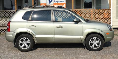 2009 Hyundai Tucson for sale in Greenwood, MS