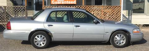2003 Mercury Grand Marquis for sale in Greenwood, MS