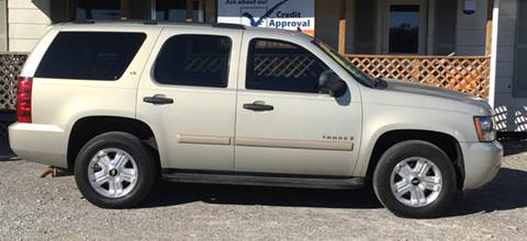2007 Chevrolet Tahoe for sale in Greenwood, MS
