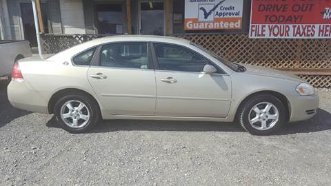 2008 Chevrolet Impala for sale in Greenwood, MS