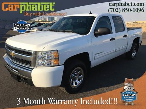 2011 Chevrolet Silverado 1500 for sale in Las Vegas, NV
