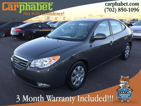 2008 Hyundai Elantra for sale in Las Vegas, NV