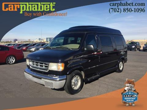1999 Ford E-150 for sale in Las Vegas, NV