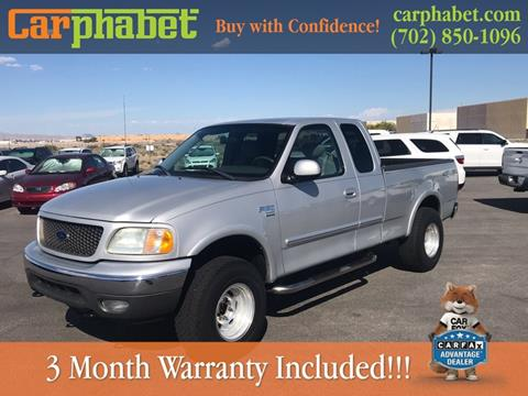 2003 Ford F-150 for sale in Las Vegas, NV