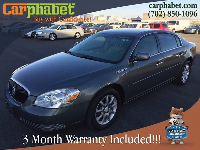 2008 BUICK LUCERNE CXL 4DR SEDAN charcoal check out our gorgeous and extremely well maintained 20