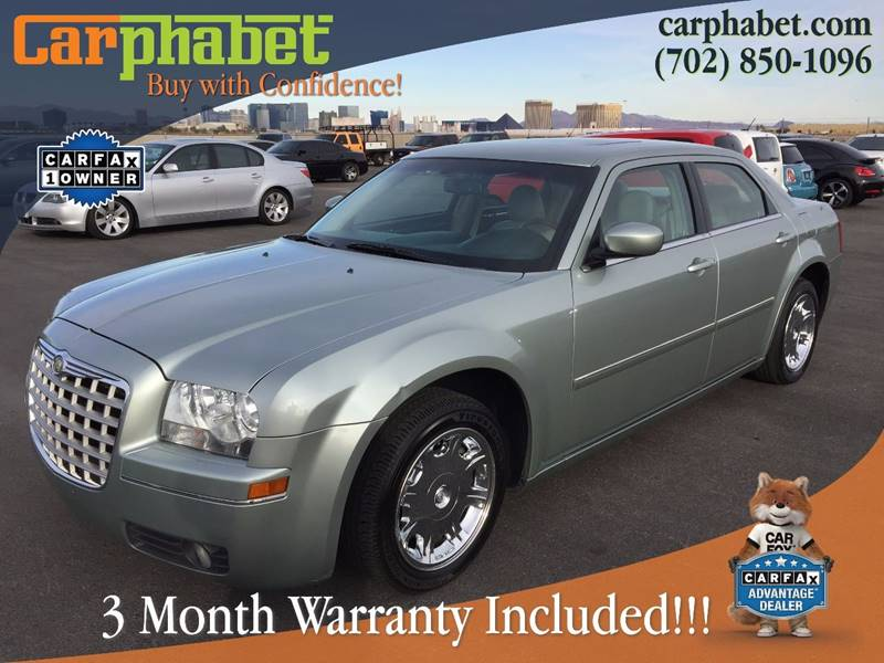 2006 CHRYSLER 300 LIMITED 4DR SEDAN satin jade pearlcoat you are looking at one owener 2006 chrys
