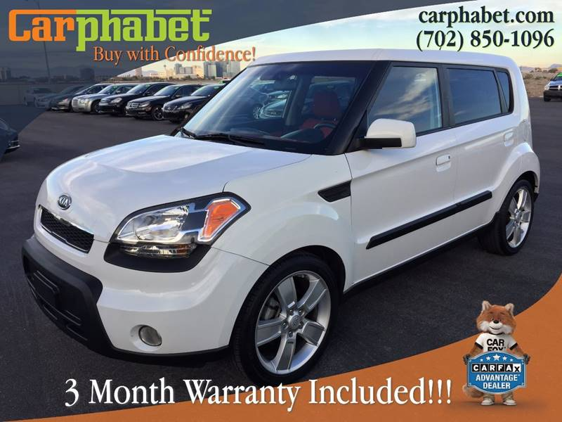 2010 KIA SOUL SPORT 4DR WAGON 4A white you are looking at awesome 2010 kia soul in sport trim th