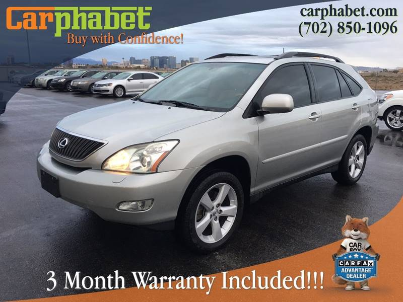 2007 LEXUS RX 350 BASE 4DR SUV silver check out our awesome 2007 lexus rx350 presented in silver