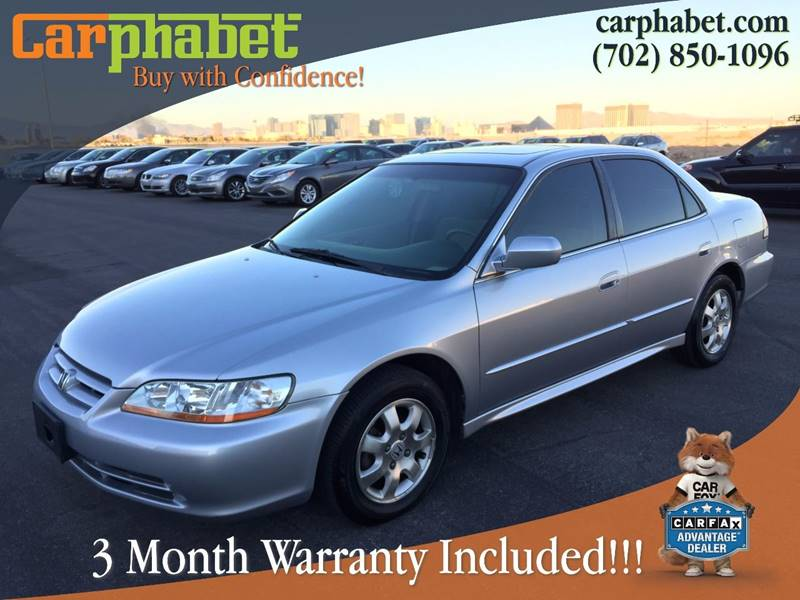 2001 HONDA ACCORD EX 4DR SEDAN silver you are looking at super clean and very well maintained 200