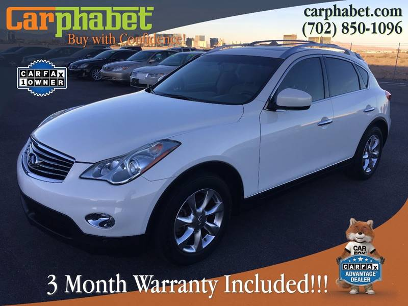 2008 INFINITI EX35 JOURNEY 4DR CROSSOVER white you are looking at one owner and elegant 2008 infi