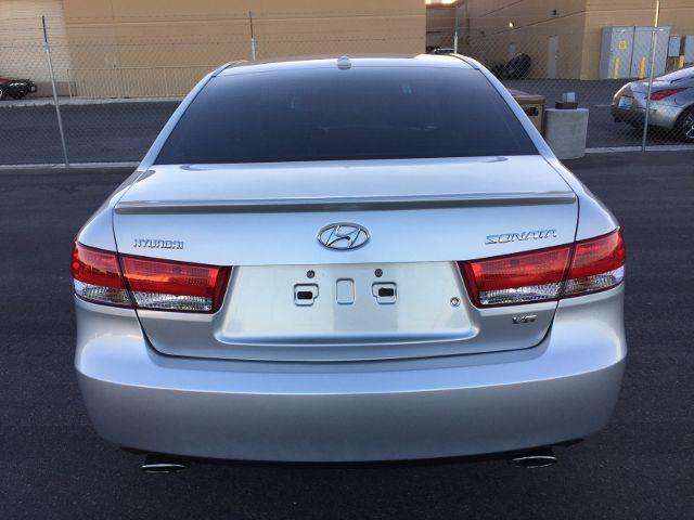 2008 Hyundai Sonata SE V6 4dr Sedan - Las Vegas NV