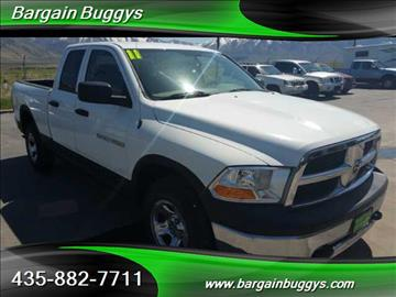 2011 RAM Ram Pickup 1500 for sale in Erda, UT
