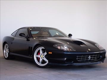 2004 Ferrari 575M for sale in Highlands Ranch, CO