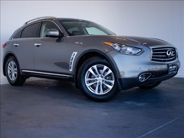2013 Infiniti FX37 for sale in Highlands Ranch, CO