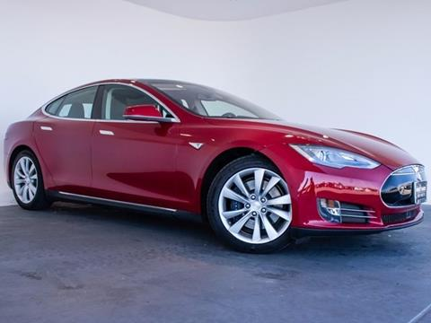 2015 Tesla Model S for sale in Highlands Ranch, CO