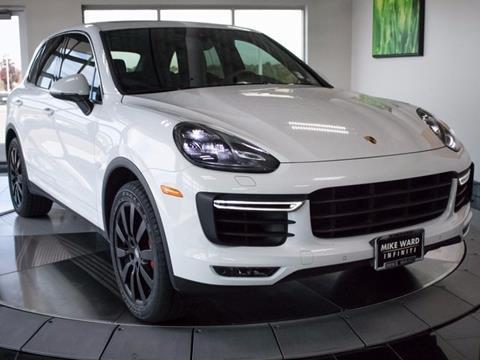 2015 Porsche Cayenne for sale in Highlands Ranch, CO