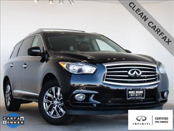 2014 Infiniti QX60 for sale in Highlands Ranch, CO