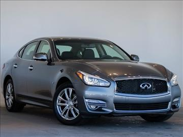 2016 Infiniti Q70 for sale in Highlands Ranch, CO