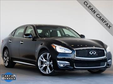 2016 Infiniti Q70L for sale in Highlands Ranch, CO