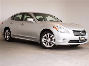 2013 Infiniti M37 for sale in Highlands Ranch, CO