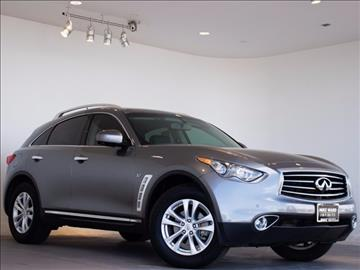 2014 Infiniti QX70 for sale in Highlands Ranch, CO