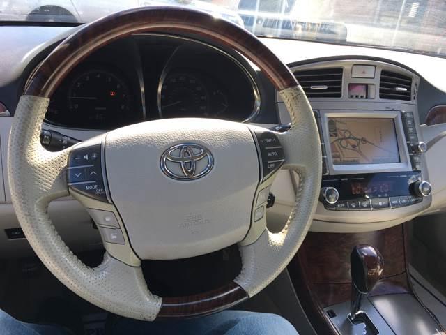 2011 Toyota Avalon Limited 4dr Sedan - Richmond VA