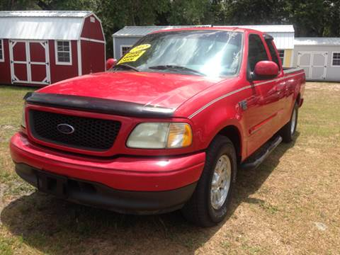 2002 Ford F-150 for sale in Waldo, FL