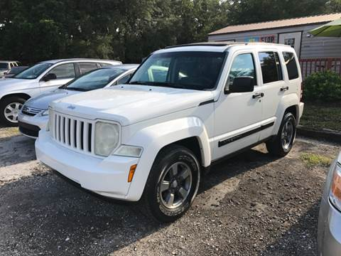 2008 Jeep Liberty for sale in Waldo, FL
