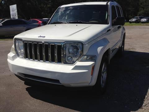 2008 Jeep Liberty for sale in Waldo, FL