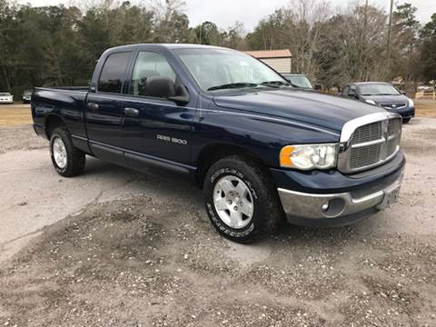 2002 Dodge Ram Pickup 1500 for sale in Waldo, FL