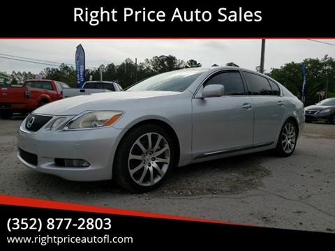 2006 Lexus GS 430 for sale in Waldo, FL