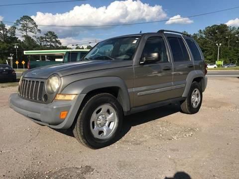 2005 Jeep Liberty for sale in Waldo, FL