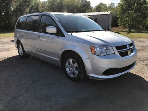 2012 Dodge Grand Caravan for sale in Waldo, FL