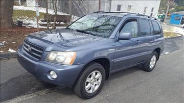 2003 Toyota Highlander for sale in Hudson, MA