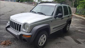 2004 Jeep Liberty for sale in Hudson, MA