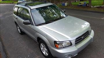 2003 Subaru Forester for sale in Hudson, MA