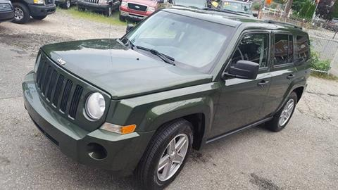 2008 Jeep Patriot for sale in Hudson, MA