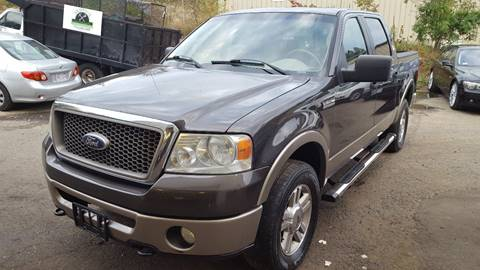 2006 Ford F-150 for sale in Hudson, MA