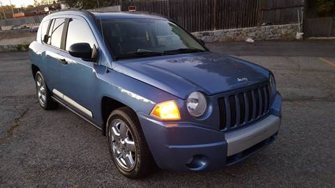 2007 Jeep Compass for sale in Hudson, MA