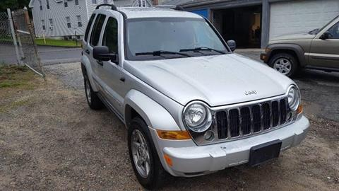 2005 Jeep Liberty for sale in Hudson, MA