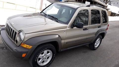 2007 Jeep Liberty for sale in Hudson, MA