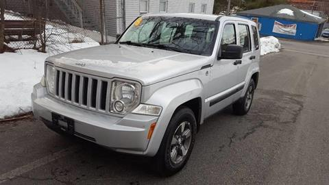 2008 Jeep Liberty for sale in Hudson, MA