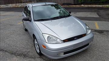 2002 Ford Focus for sale in Hudson, MA