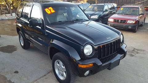 2002 Jeep Liberty for sale in Hudson, MA