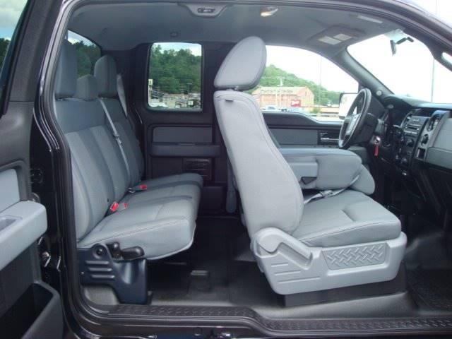 2014 Ford F-150 4x4 XL 4dr SuperCab Styleside 6.5 ft. SB - Marietta OH