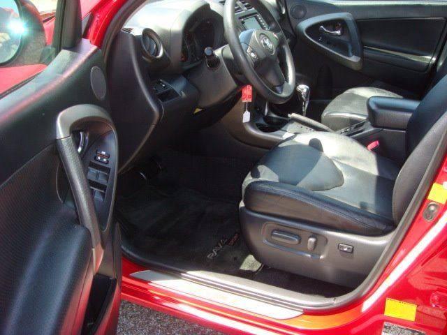 2011 Toyota RAV4 4x4 Sport 4dr SUV V6 - Marietta OH